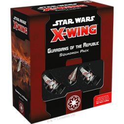 Star Wars X-Wing: Guardians of the Republic Squadron Pack