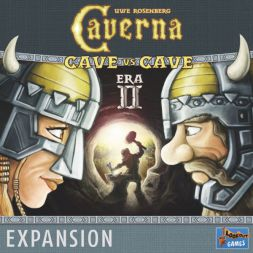 Caverna: Cave vs Cave – Era II (The Iron Age)