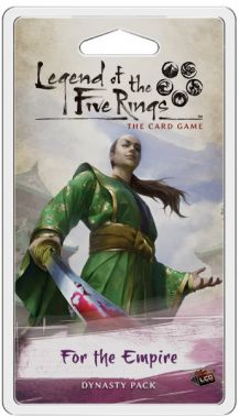 L5R LCG: For the Empire (Inheritance Cycle 1)