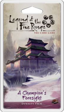 L5R LCG: A Champion's Foresight (Inheritance Cycle 5)