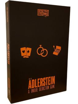 Detective Stories. Case 1: The fire in Adlerstein