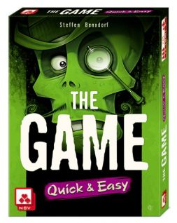 The Game: Quick & Easy (DE)