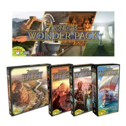 7 Wonders: Complete Expansions Bundle
