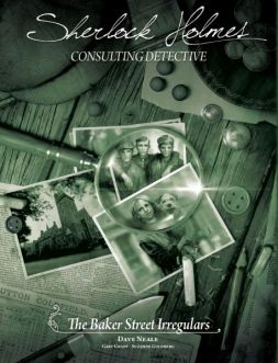 Sherlock Holmes Consulting Detective: The Baker Street Irregular
