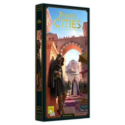 7 Wonders: Cities - New Edition