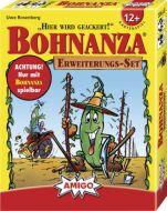 Fazole (Bohnanza) - rozšíření