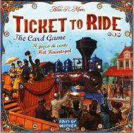 Ticket to Ride - karetní hra