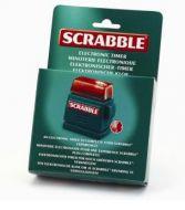 Scrabble hodiny