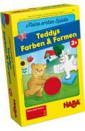 Medvídek Teddy - barvy a tvary