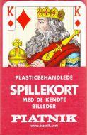 Dánské hrací karty