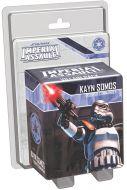 Star Wars: Imperial Assault - Kayn Somos Villain Pack