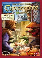 Carcassonne: 2. rozšíření (Kupci a stavitelé)