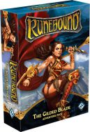 Runebound 3rd Edition: The Gilded Blade Adventure Pack