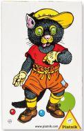 Černý Petr - Zvířata (papírová krabička)